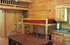 Great Room In Woodland Cabins